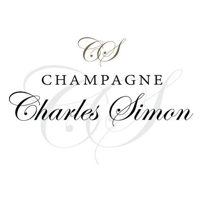 Champagne Charles Simon logo