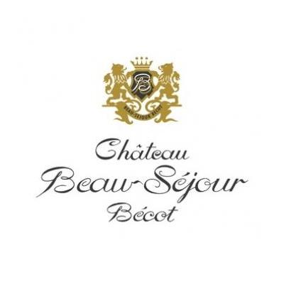 Château Beauséjour Bécot logo