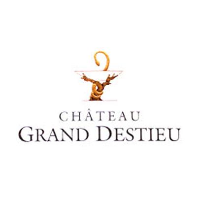 Château Grand Destieu logo