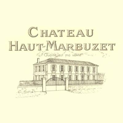 Château Haut-Marbuzet logo