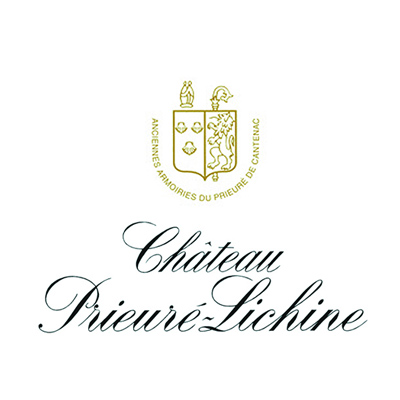 Château Prieuré Lichine logo