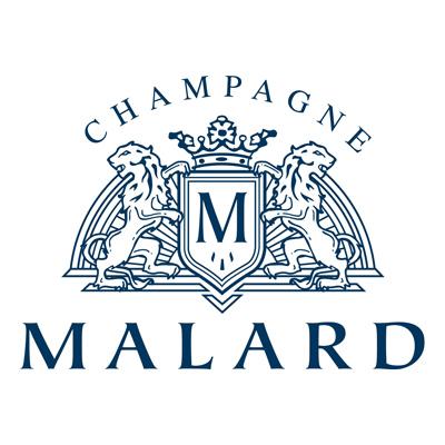 Champagne Malard logo