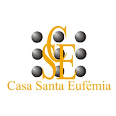 Casa de Santa Eufemia logo