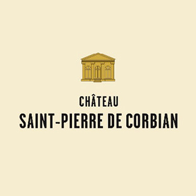 Château Saint Pierre de Corbian logo