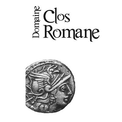 Logo Domaine Clos Romane