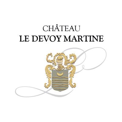 Château Le Devoy Martine logo