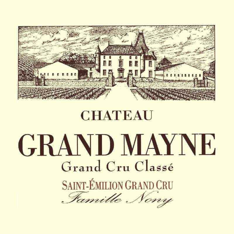 Château Grand Mayne logo