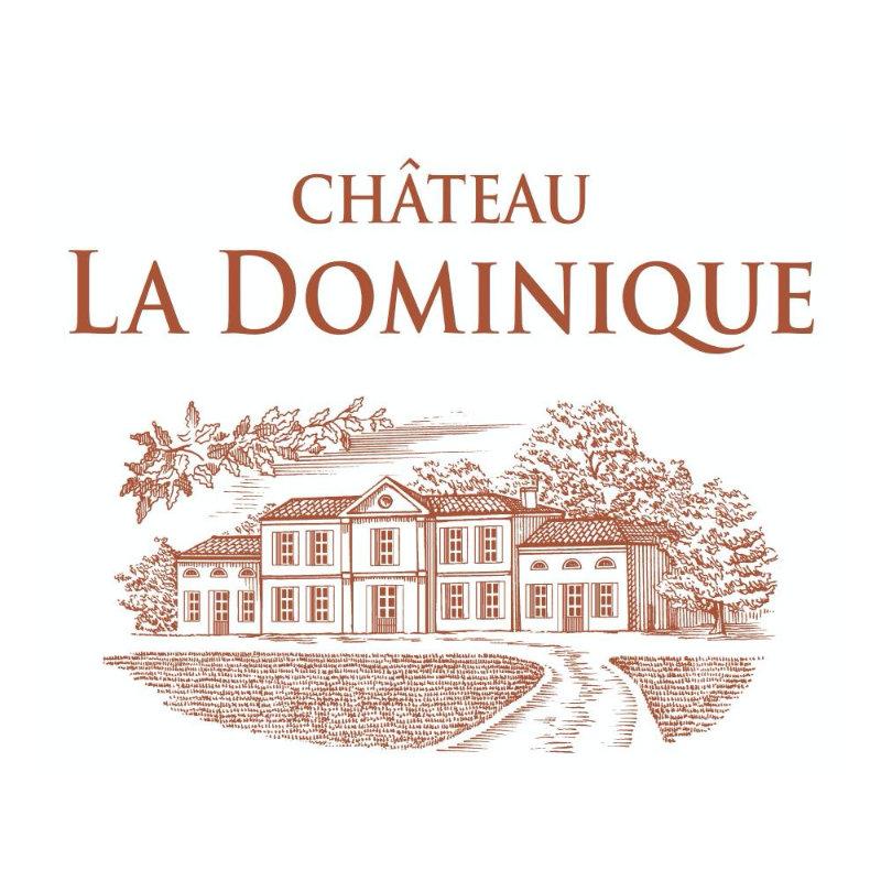 Château La Dominique logo