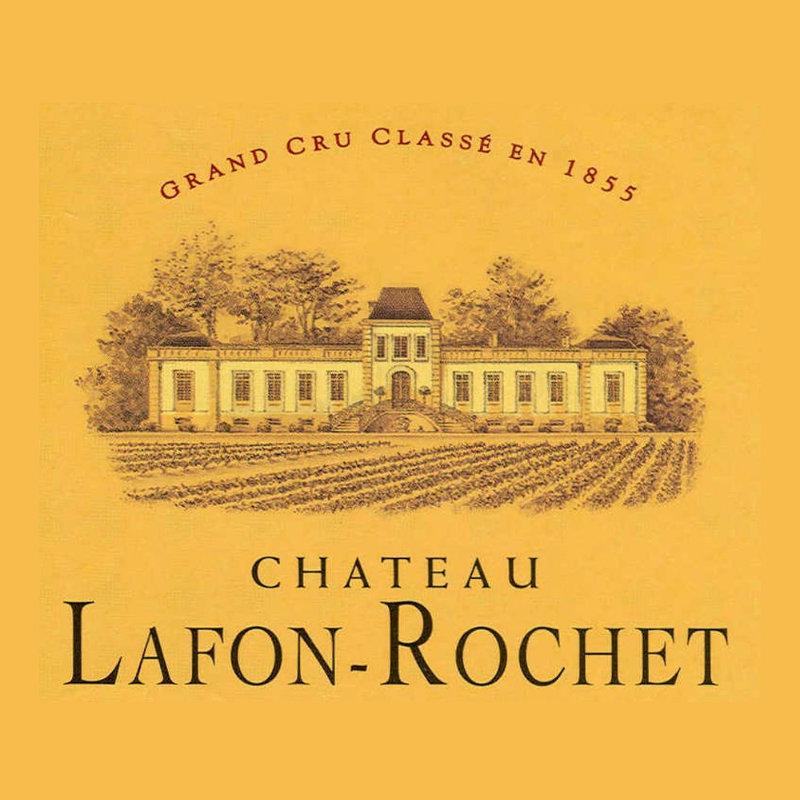 Château Lafon-Rochet logo
