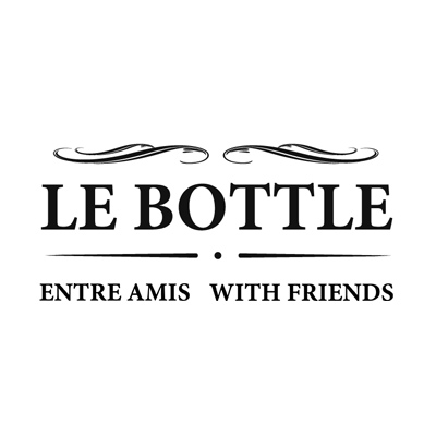 Le Bottle logo