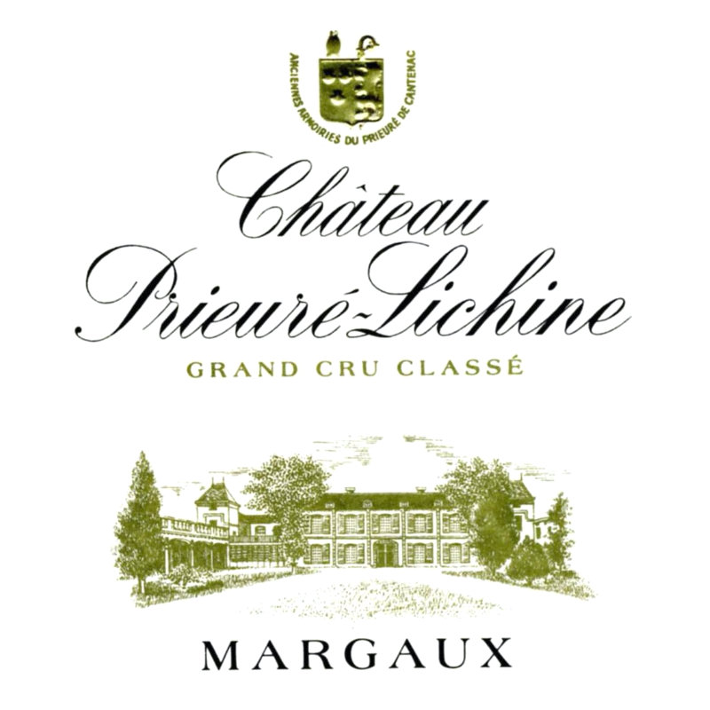 Château Prieuré-Lichine logo