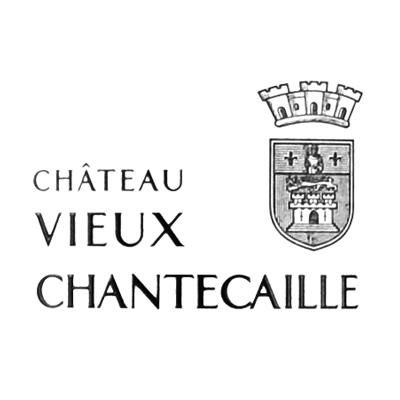 Château Vieux Chantecaille logo