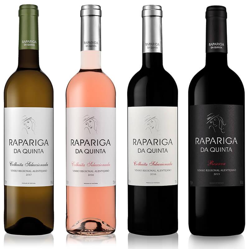 Rapariga da Quinta wines