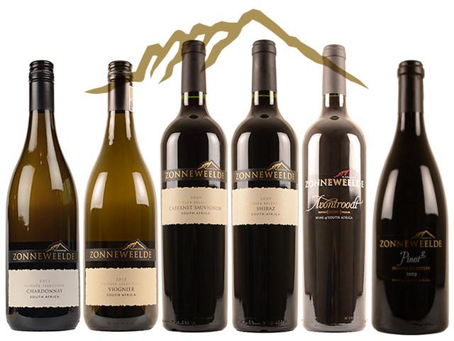 Zonneweelde Wijnen