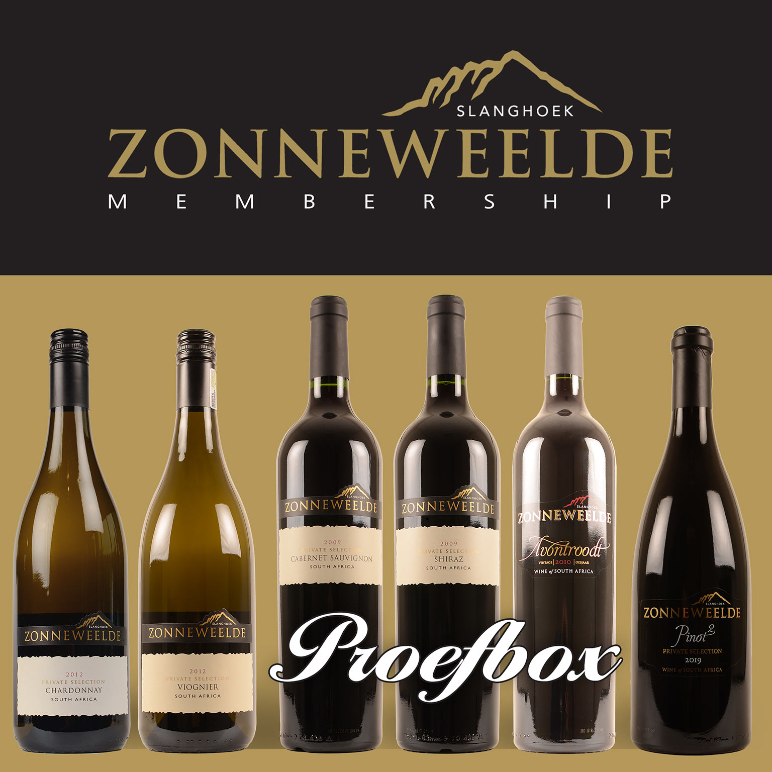 Zonneweelde Membership pakket
