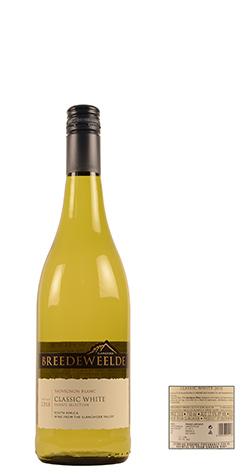 Vol fruitige Sauvignon Blanc met een vleugje citrus en een strogele kleur. Levendige aanzet, volle aromatische smaak met een exotische afdronk.